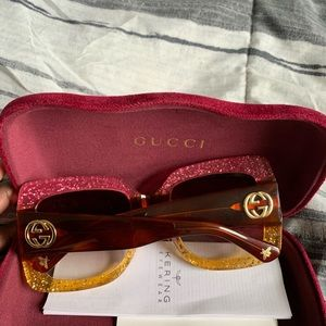 Gucci Sunglasses, They are 100 % Authentic